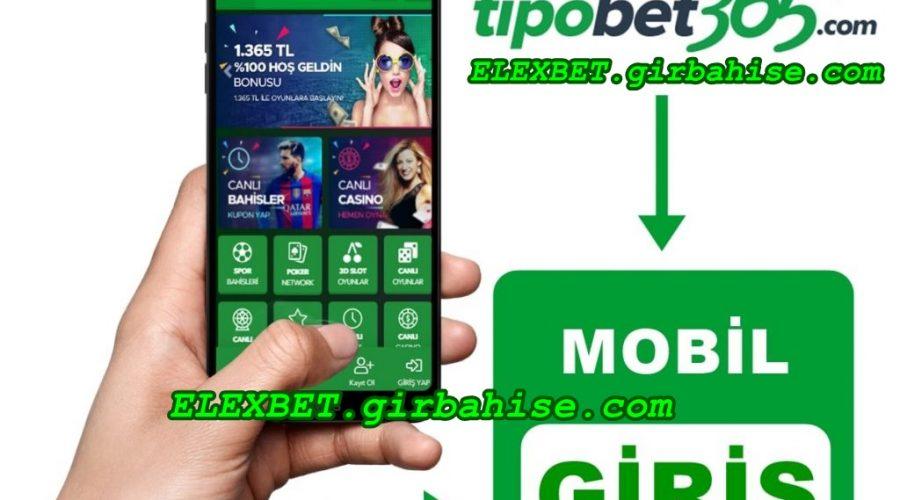 tipobet mobil giris